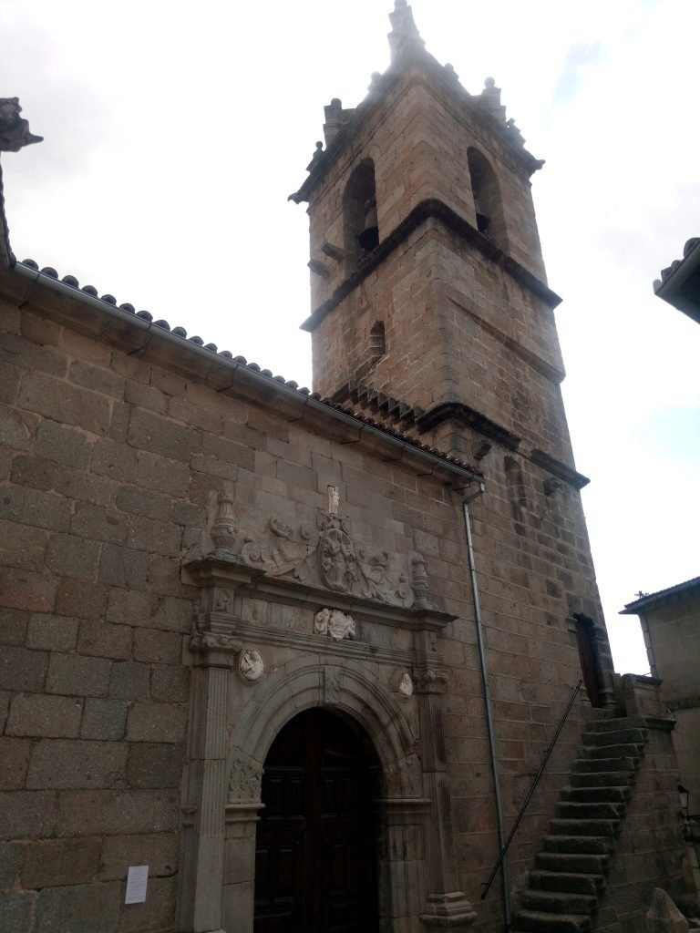 Iglesia de Baños de M.