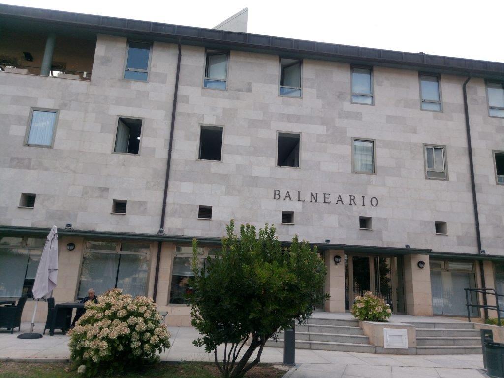 Balneario de Baños de Montemayor