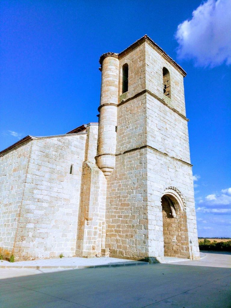 Iglesia de Fuenterroble de Salvatierra