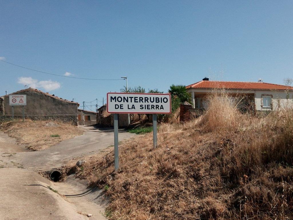 Segunda parada, Monterrubio de la Sierra