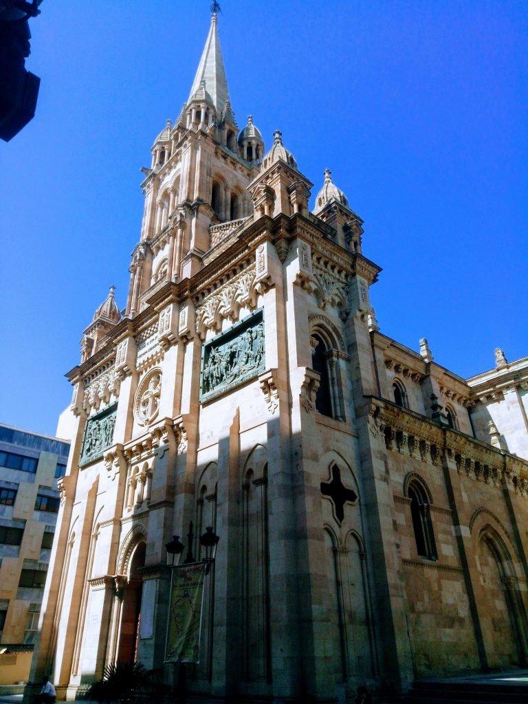 San Juan de Sahagún, en Salamanca