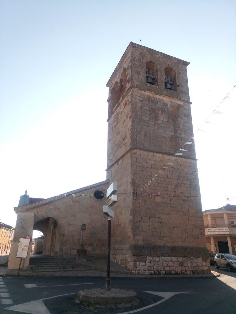 Iglesia de Calzada de Valduciel