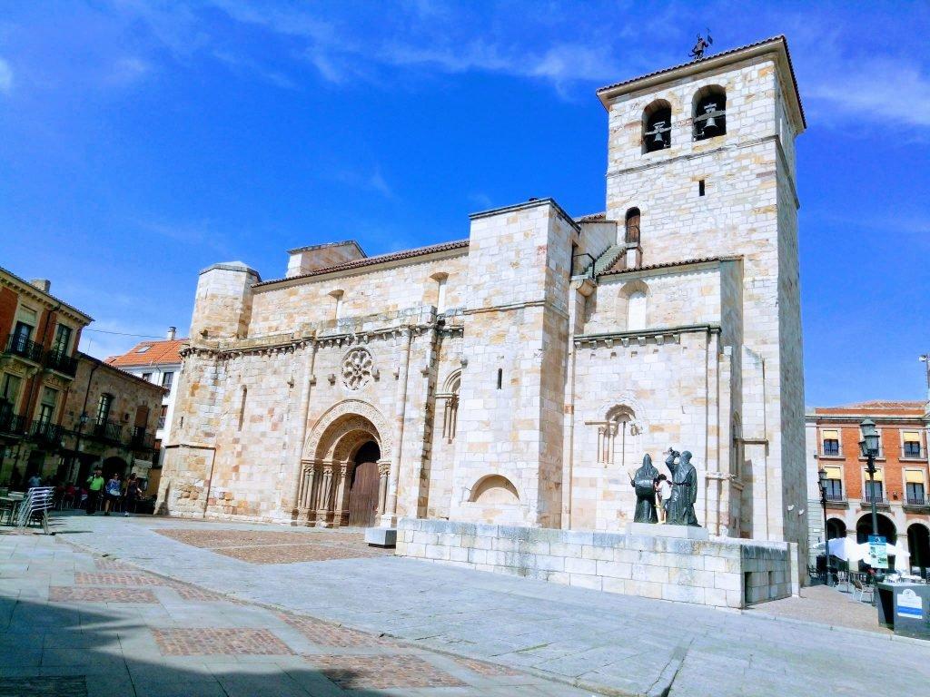 Iglesia de San Juan Bautista, Zamora