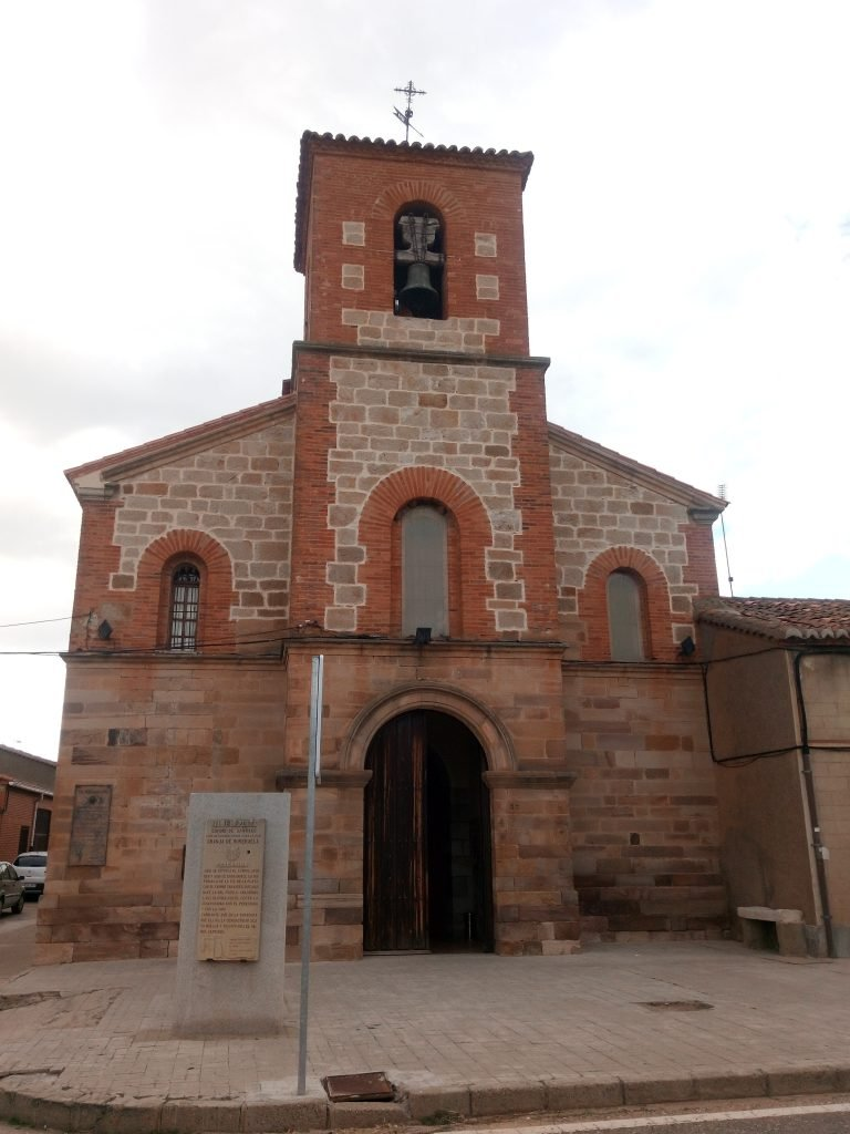 Iglesia de San Juan, en Granja de Moreruela