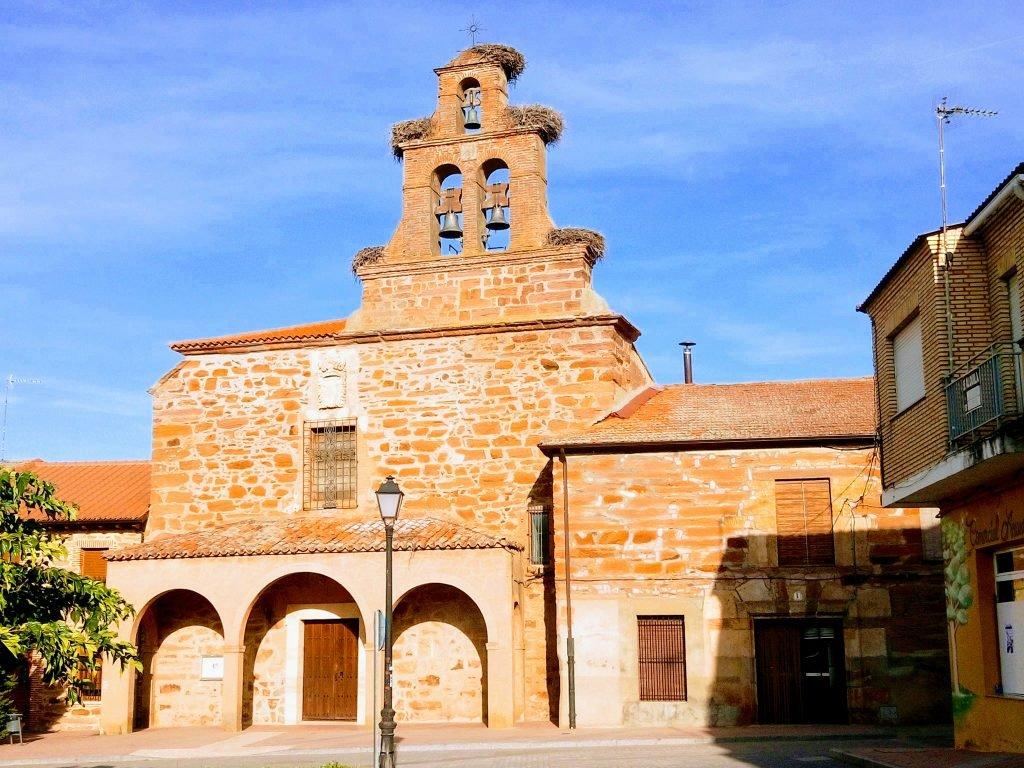 Iglesia de Nuestra Señora de la Asunción. Tábara