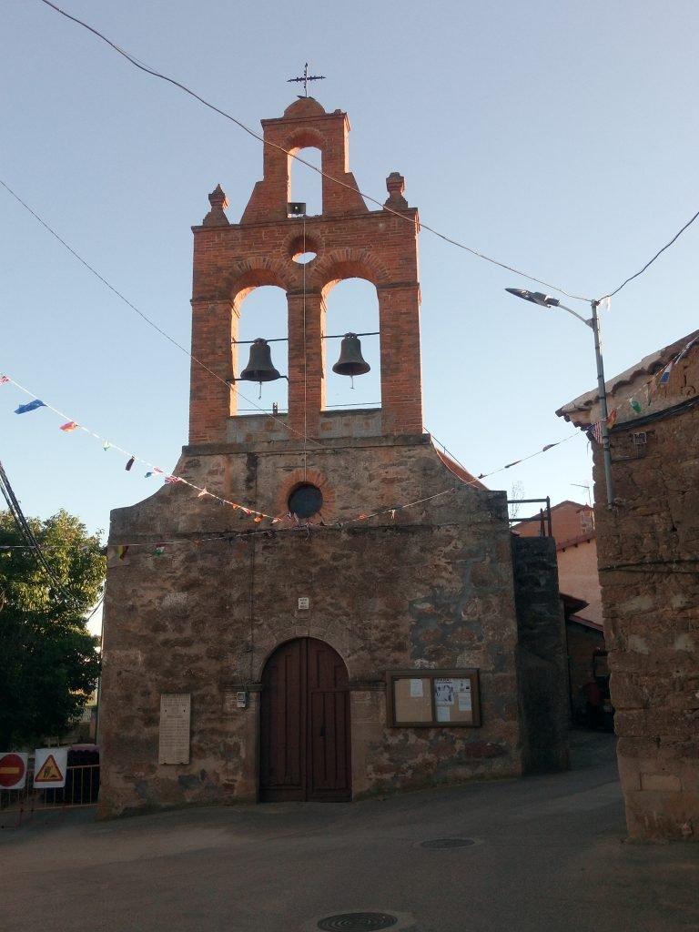 Iglesia de San Miguel, Olleros de Tera