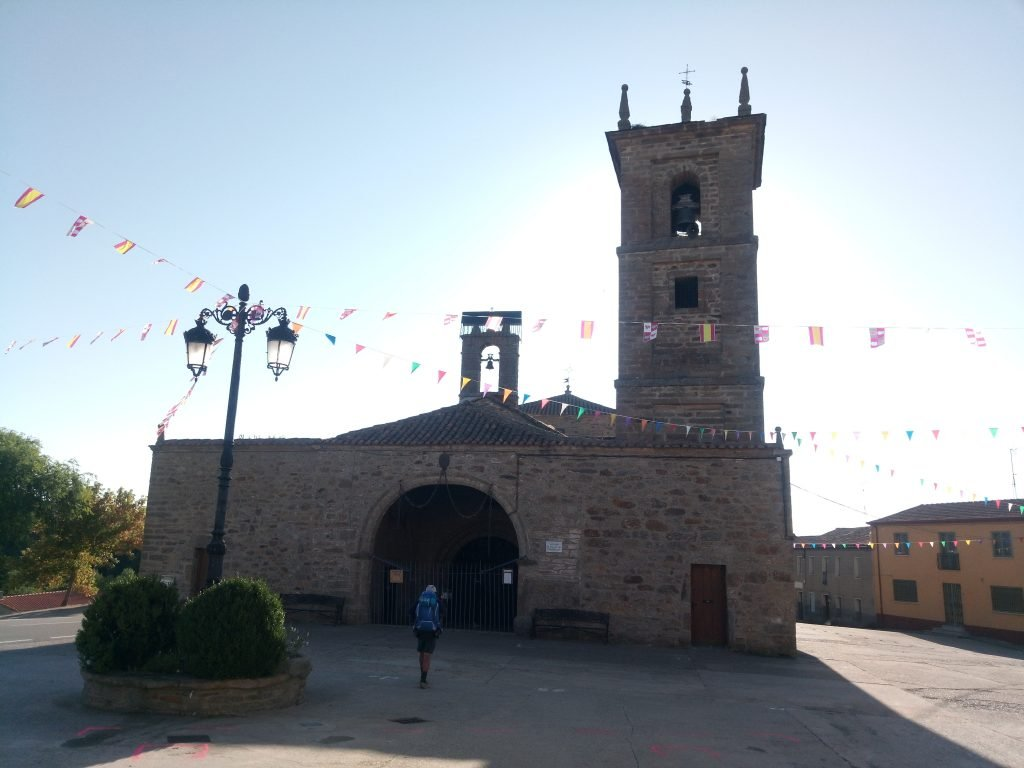 Iglesia de Rionegro del Puente