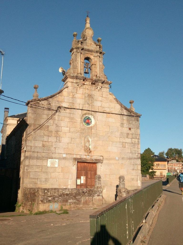 Requejo. Ermita de Guadalupe