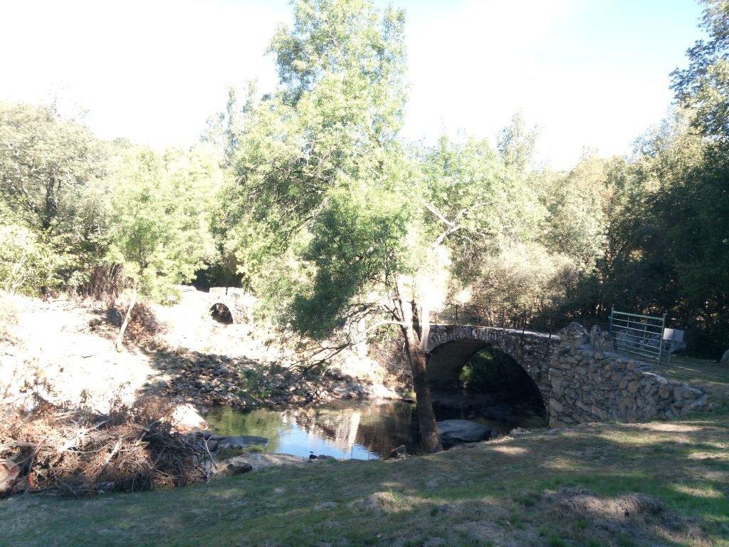Puente sobre el Río Pedro