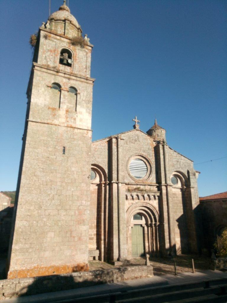 Colegiata de Santa María. Xunquera de Ambía.