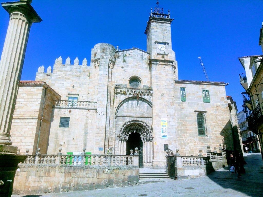 Catedral de San Martin. Ourense.