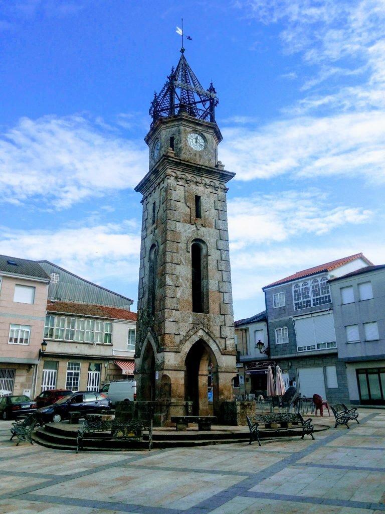 Torre del Reloj de Cea