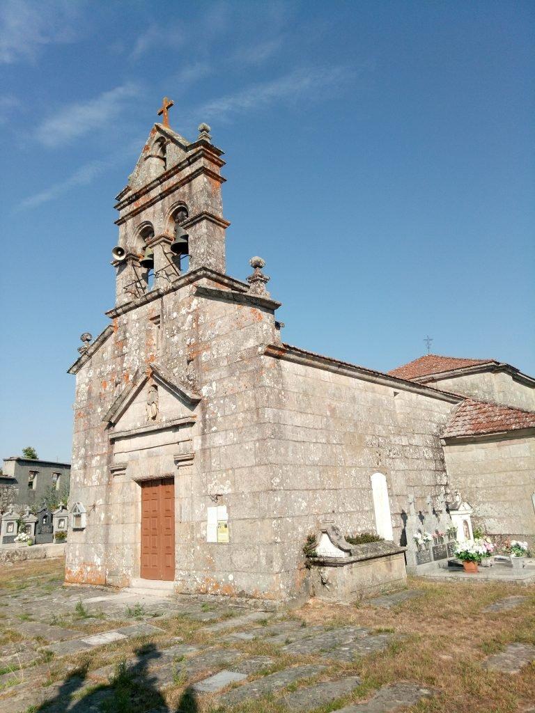 Iglesia de Cotelas Piñor