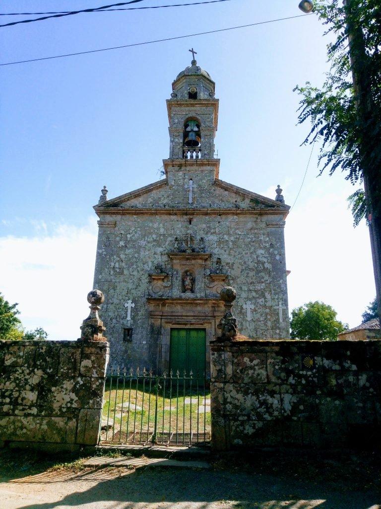 Iglesia en A Eirexe