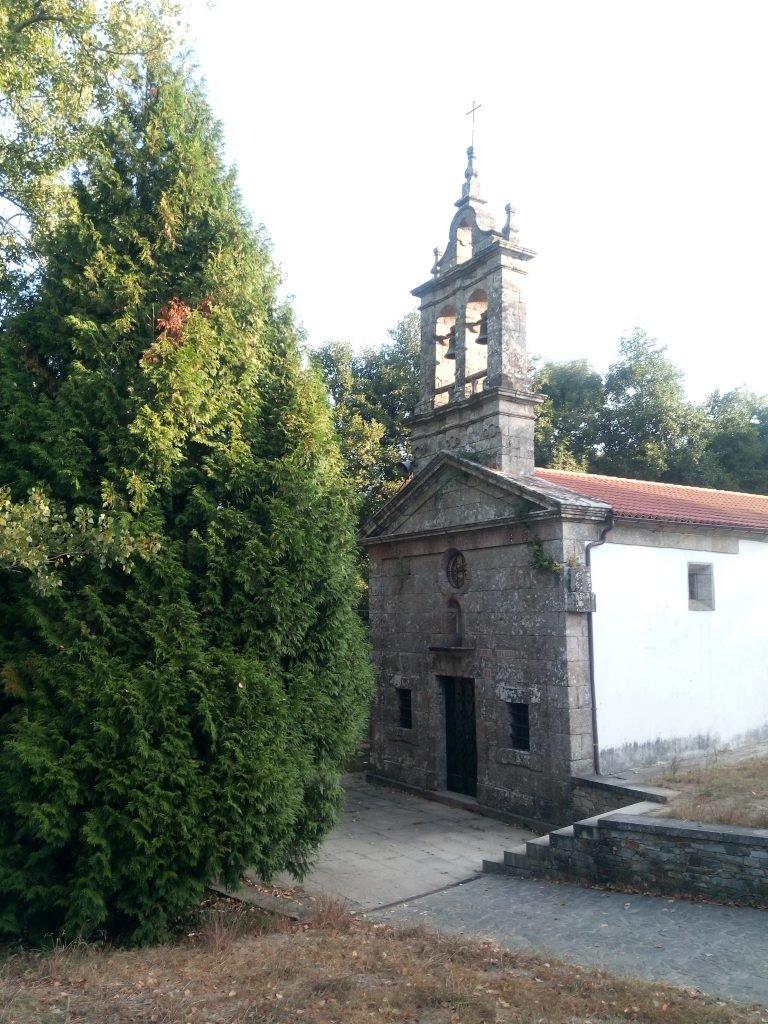 Ermita de Santa Lucia en Piñeiro
