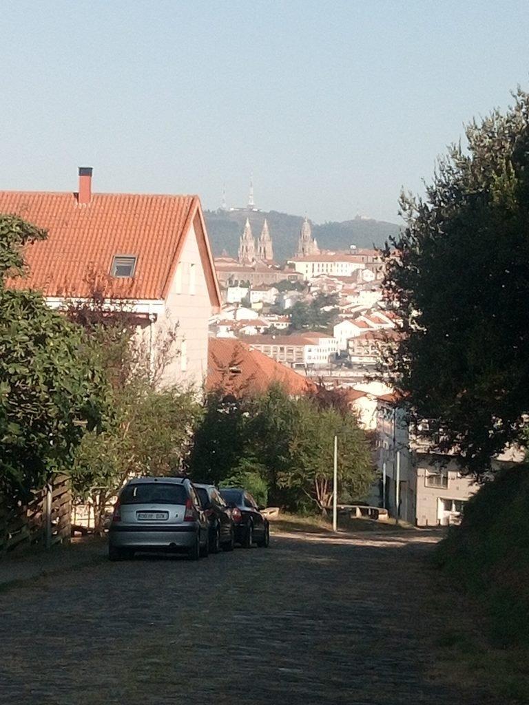 Ya se ven las torres de la Catedral