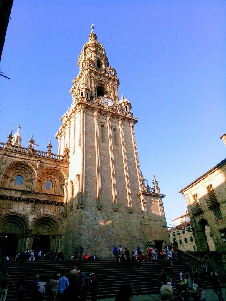 Plaza de Platerías / Praza das Praterías (Santiago de Compostela)