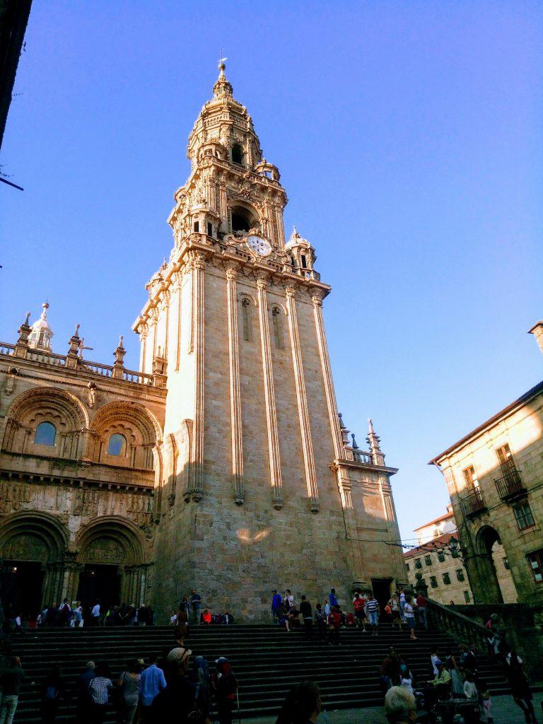 Plaza de Platerias, Santiago de Compostela