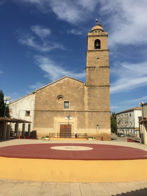 Iglesia de la Asunción de Nuestra Señora. Escatrón