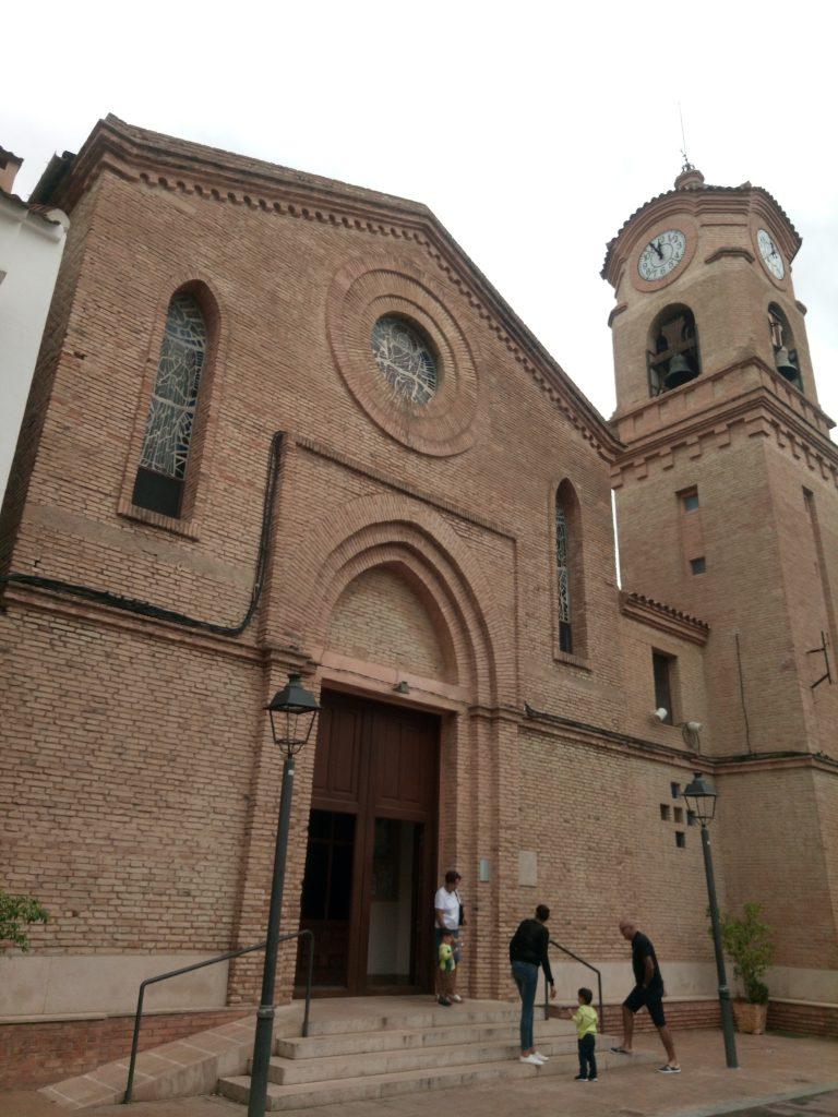 Parroquia de San Miguel. Deltebre.