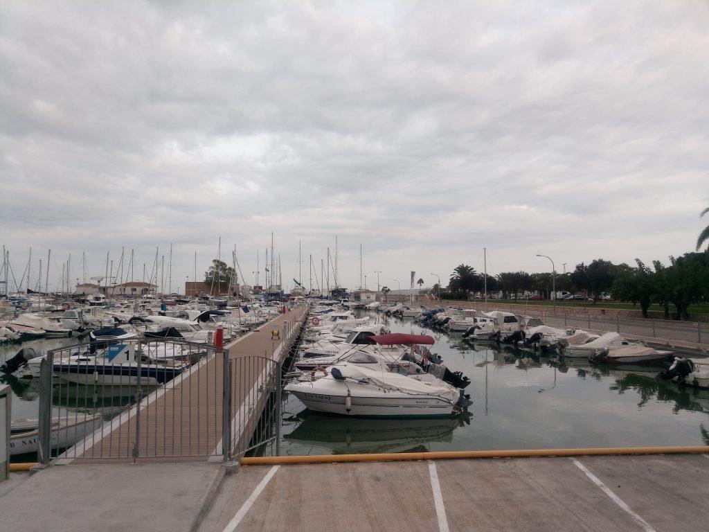 El Puerto de San Carlos de la Rápita