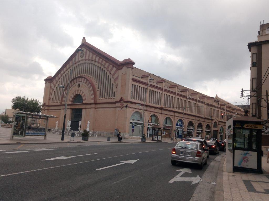 Mercado Municipal de Tortosa