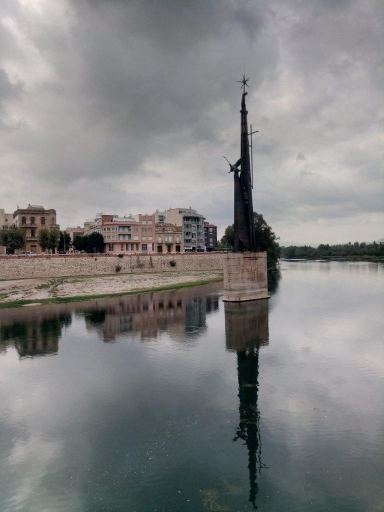 Monumento a la Batalla del Ebro. Tortosa