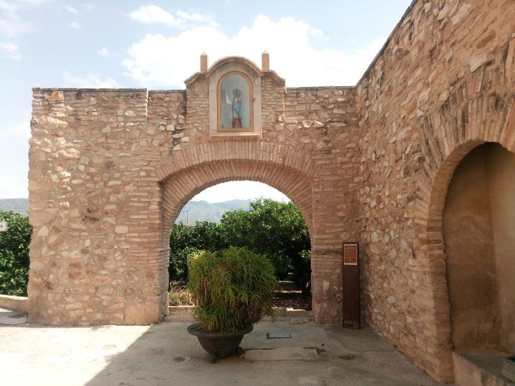 Capilla del Pilar en Xerta