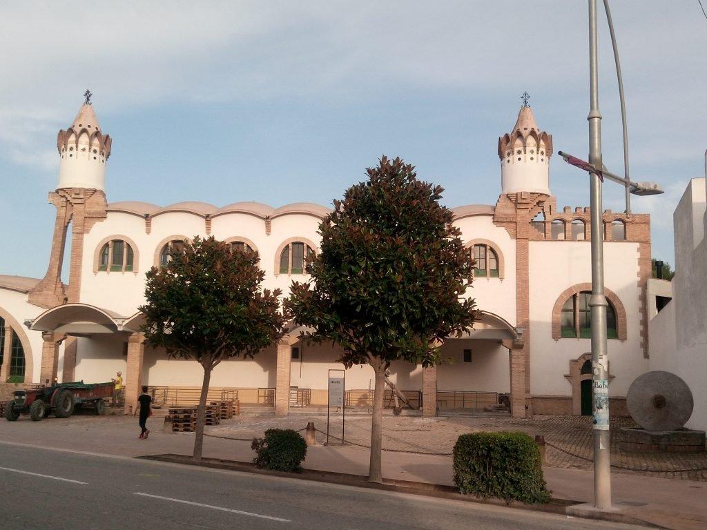 Edificio de la Cooperativa, Gandesa.