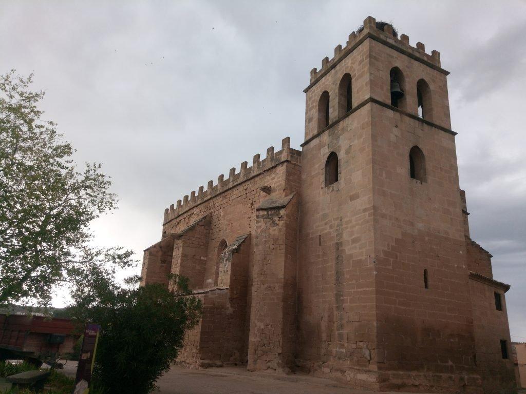 Iglesia de San Juan Bautista, Fabara