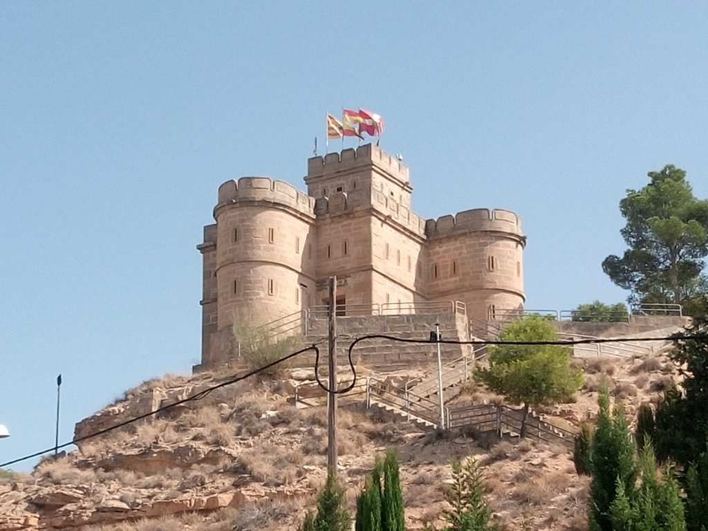 El fortín de Salamanca en Caspe