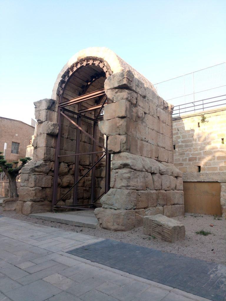 Mausoleo romano de Miralpeix