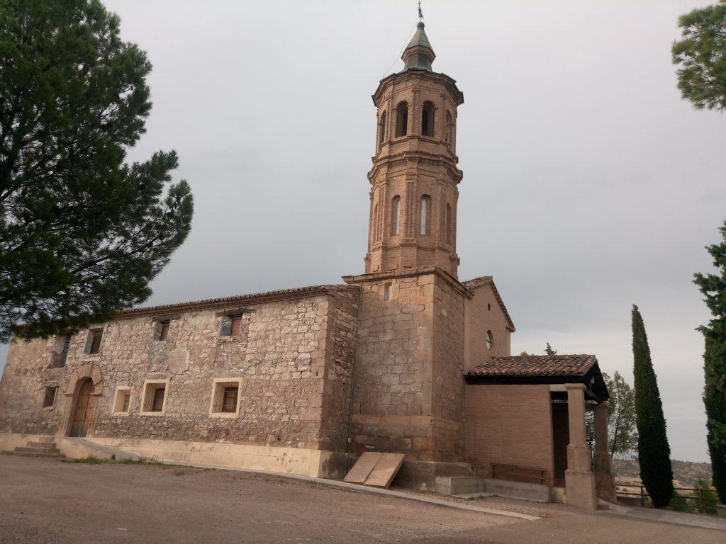 Ermita de Santa Águeda. Escatrón