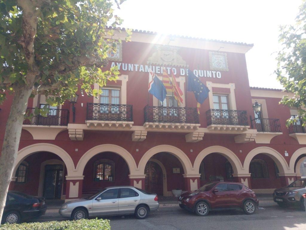 Ayuntamiento de Quinto de Ebro