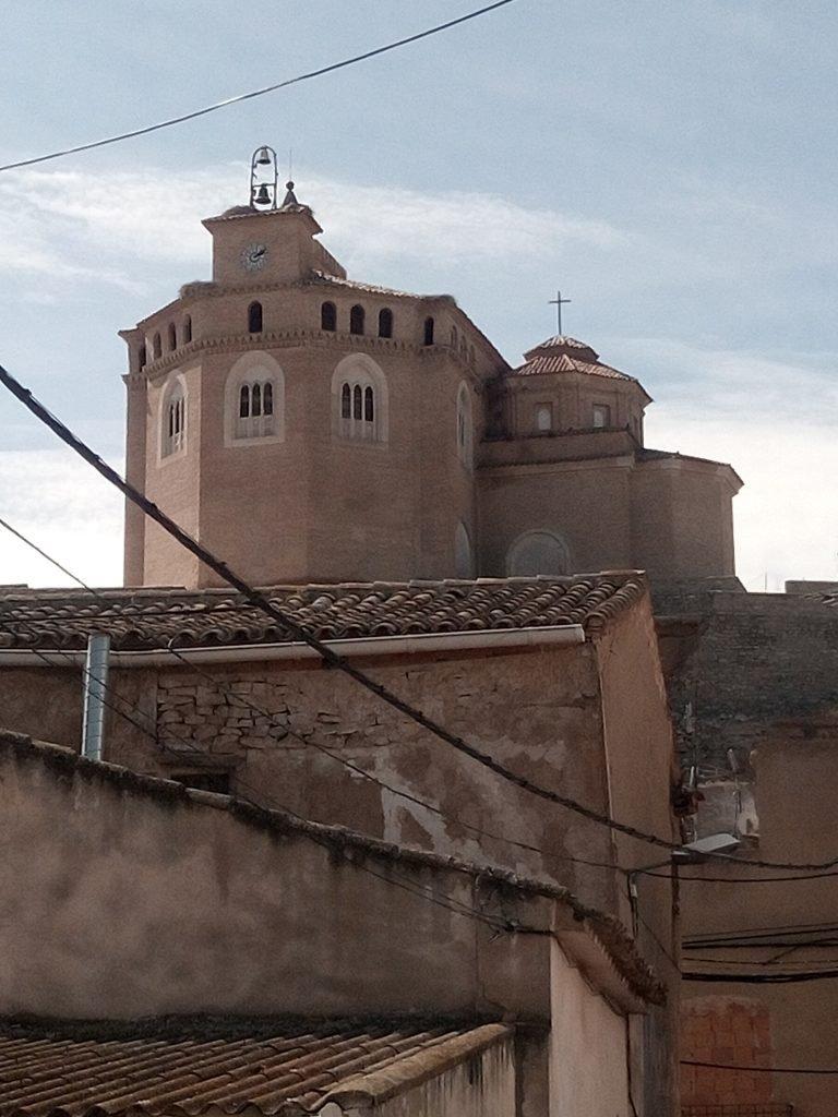 "El Piquete o ""iglesia vieja"" de Quinto de Ebro"