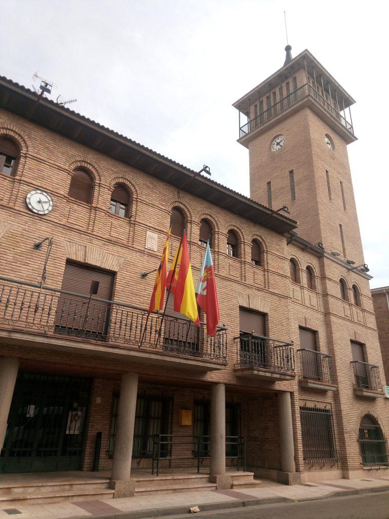 Ayuntamiento del Burgo de Ebro