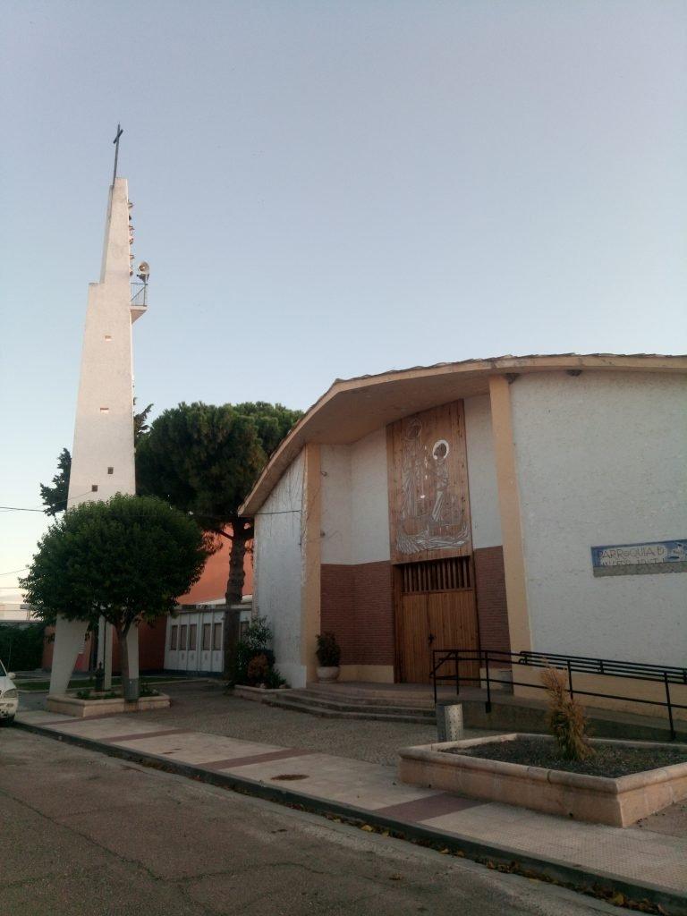 Parroquia de San Pedro Apóstol. El Burgo de Ebro.