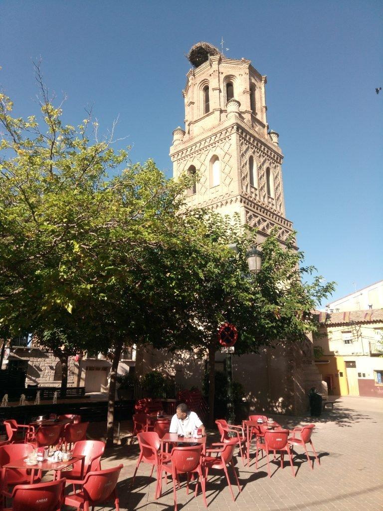 Plaza de Monzalbarba