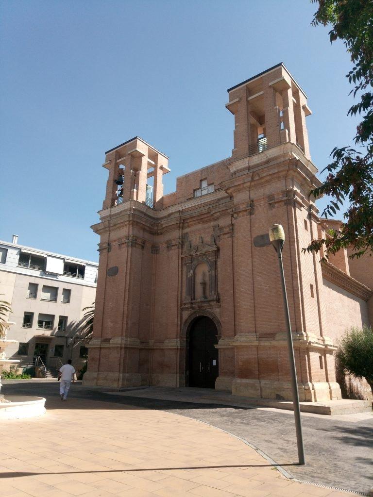 Parroquia de Santiago Apóstol. Sobradiel