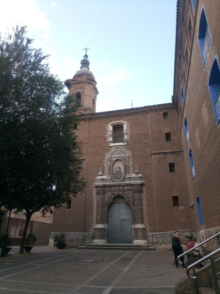 Iglesia de San Antonio, Alagón