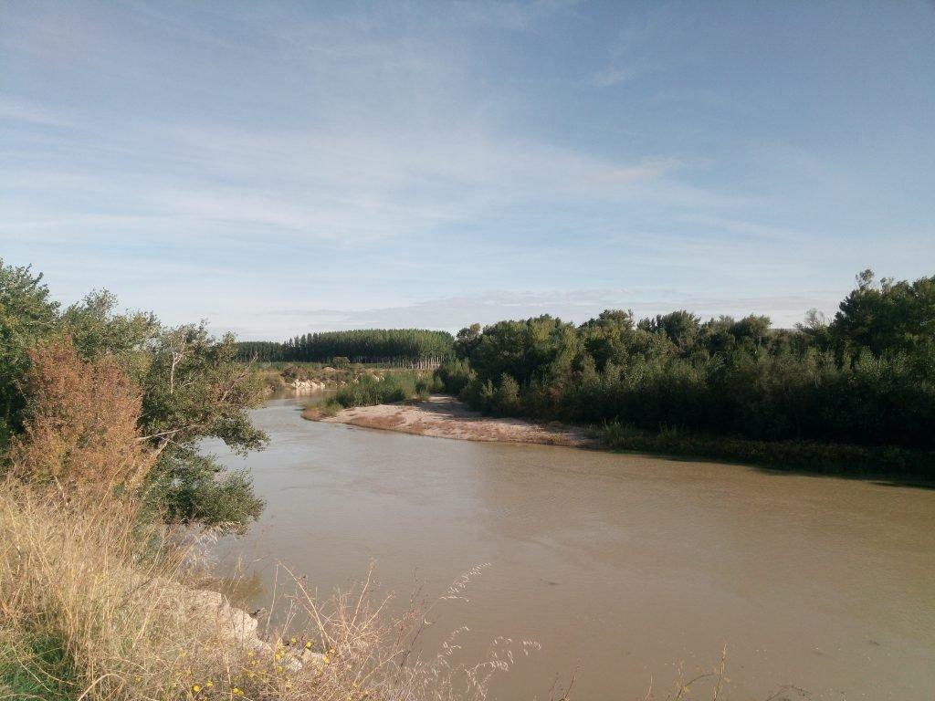 Vista del Ebro