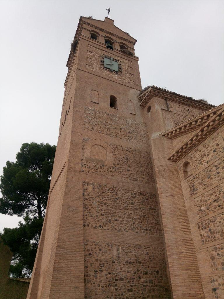 Iglesia de San Pedro Apóstol en Gallur