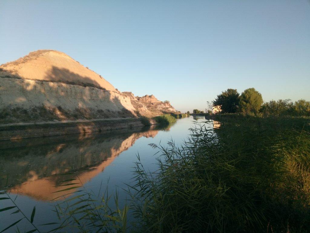 Magnífico Canal Imperial de Aragón