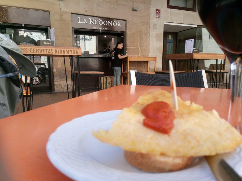 De tapas en Logroño