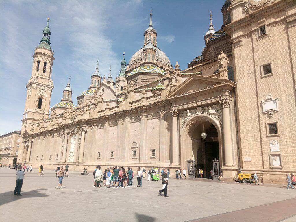 Catedral de Zaragoza. Basílica del Pilar
