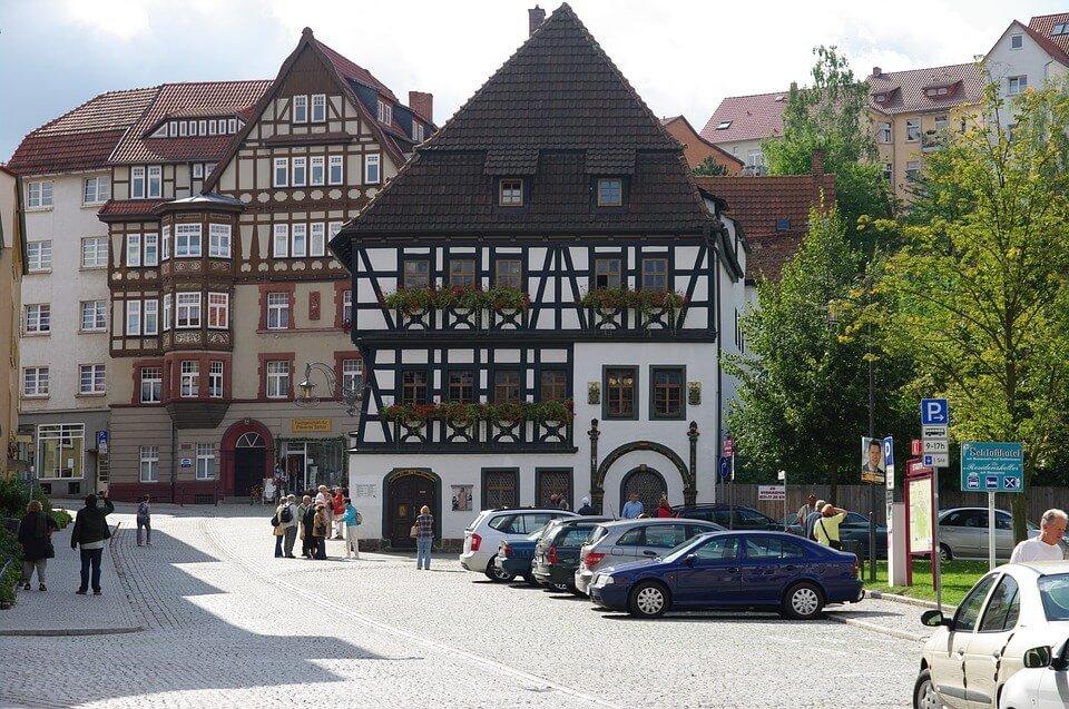 Casa de Lutero, Eisenach