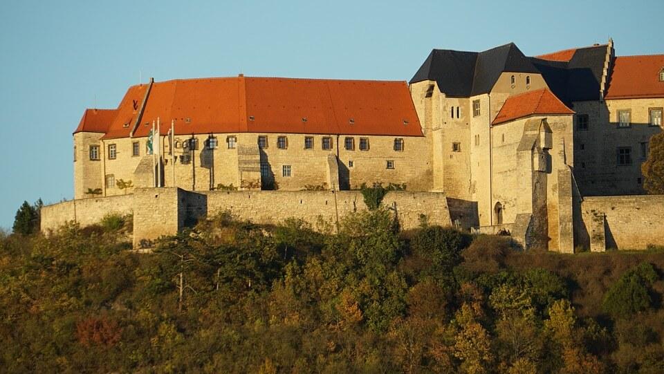 Castillo de Freyburg