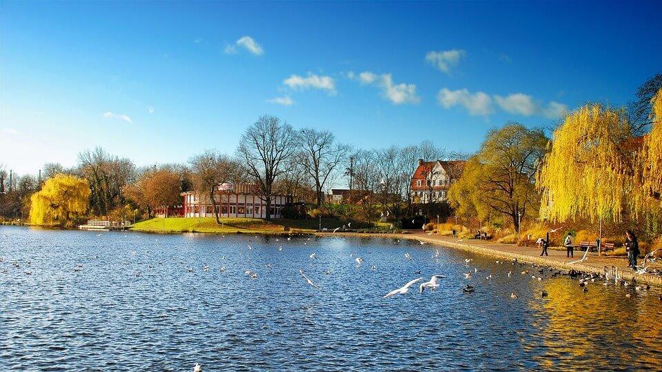 Estanque de Merseburg https://pixabay.com/